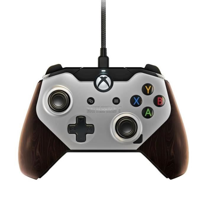 manette afterglow bf1 xbox one pdpunivers xbox one gamingpascher. Black Bedroom Furniture Sets. Home Design Ideas