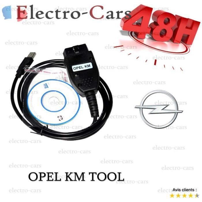 interface diagnostique opel km tool achat vente outil de diagnostic interface diagnostique. Black Bedroom Furniture Sets. Home Design Ideas