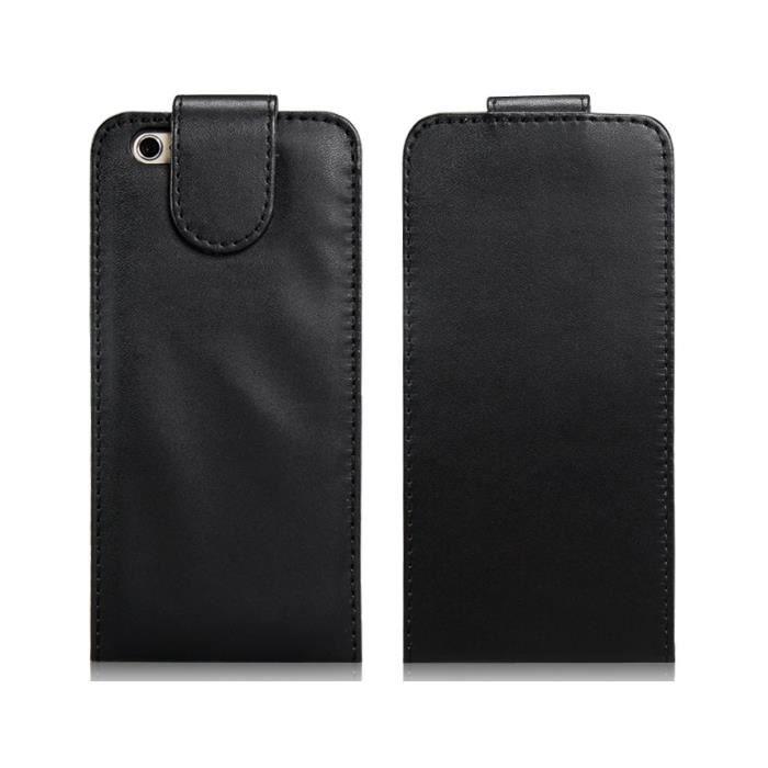 4 7 39 39 housse en cuir flip pour iphone faux 6 achat for Housse iphone 7 cuir