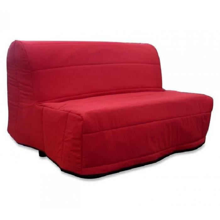banquette bz mexico 2 2 places motif griotte achat. Black Bedroom Furniture Sets. Home Design Ideas