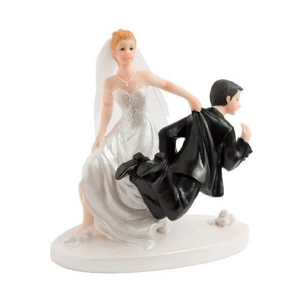 figurine de maris humoristique - Figurine Mariage Humoristique Pas Cher