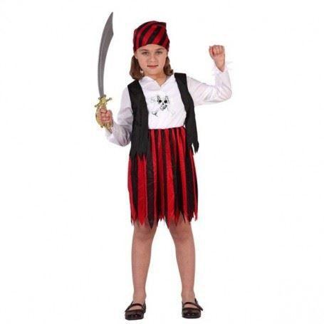 d guisement pirate pour fille de 5 12 ans t4 achat vente d guisement panoplie. Black Bedroom Furniture Sets. Home Design Ideas