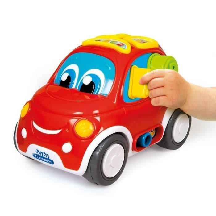 clementoni ma voiture formes et couleurs achat vente voiture enfant cdiscount. Black Bedroom Furniture Sets. Home Design Ideas