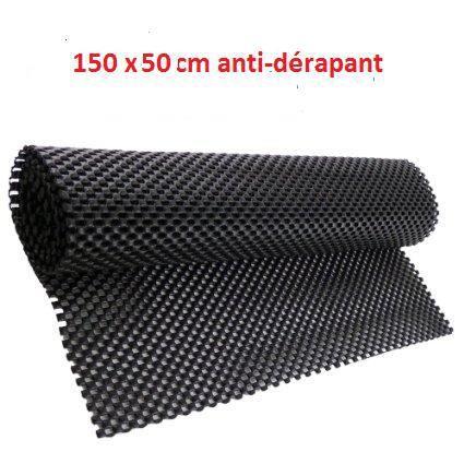 tapis anti derapant 50x150 cm achat vente tapis