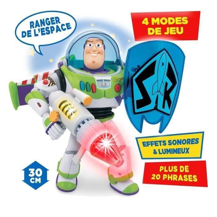 buzz l eclair jouet achat vente jeux et jouets pas chers. Black Bedroom Furniture Sets. Home Design Ideas
