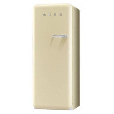 smeg refrigerateur armoire creme fab28lp1 r frig r electrom nager. Black Bedroom Furniture Sets. Home Design Ideas