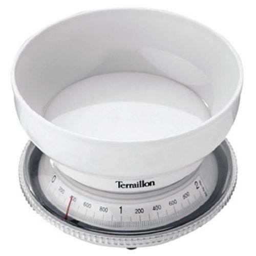 Terraillon t205 balance m canique blanc achat - Balance mecanique cuisine ...