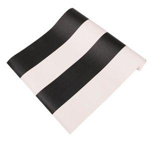 papier peint noir et blanc achat vente papier peint noir et blanc pas cher les soldes sur. Black Bedroom Furniture Sets. Home Design Ideas