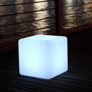 POLAROID Cube LED télécommandable 40 x 40cm