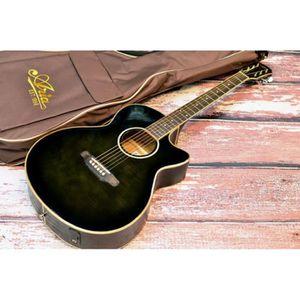 guitare electro acoustique aria pas cher achat vente. Black Bedroom Furniture Sets. Home Design Ideas