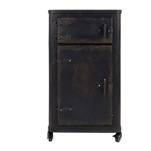 meuble indus achat vente meuble indus pas cher cdiscount. Black Bedroom Furniture Sets. Home Design Ideas