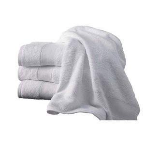 SERVIETTES DE BAIN 5 draps de bain 100x180 cm 500gr/m² pur coton égyp