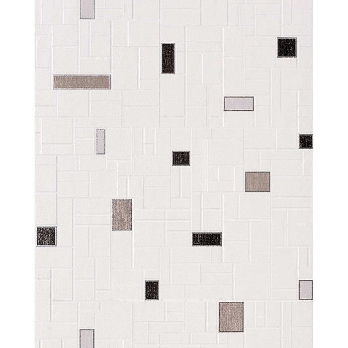 papier peint papier peint vinyle trs rsistant edem - Papier Peint Cuisine Gris