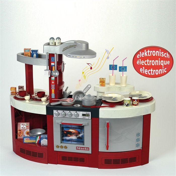 miele cuisine enfant gourmet electronique achat vente dinette cuisine cuisine gourmet. Black Bedroom Furniture Sets. Home Design Ideas