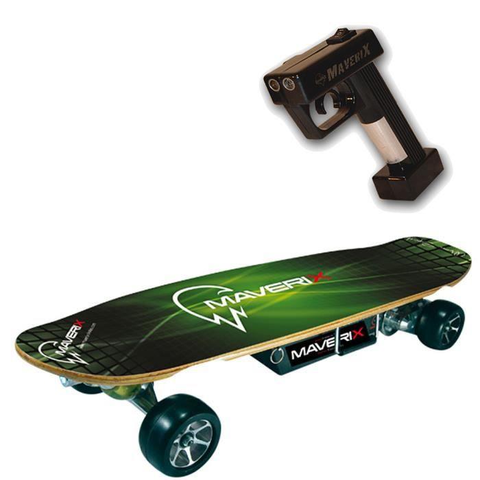 skate lectrique moteur et t l commande puissant achat vente skate lectrique moteur e. Black Bedroom Furniture Sets. Home Design Ideas