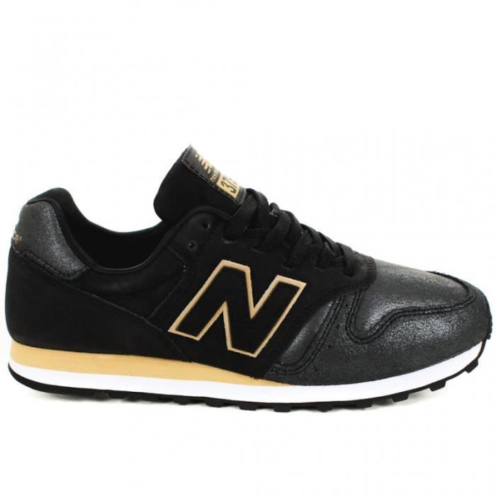 new balance 373 femme or