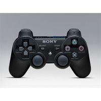 MANETTE CONSOLE Manette de Jeu Dualshock 3 Noire PS3