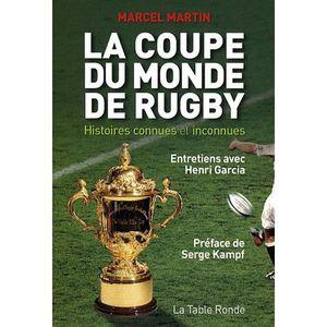 Livres rugby librairie achat vente livres rugby pas cher soldes d hiver d s le 11 - Histoire de la coupe du monde ...