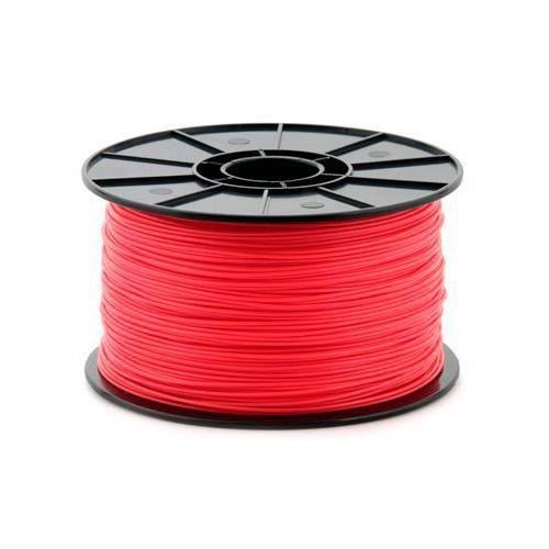 bobine de fil plastique abs rouge achat vente fil pour imprimante 3d bobine de fil. Black Bedroom Furniture Sets. Home Design Ideas