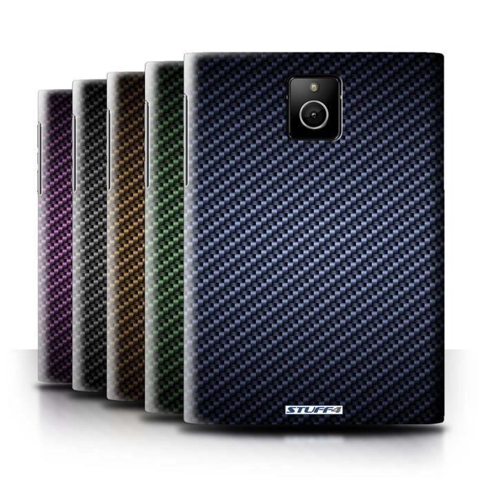 coque de stuff4 coque pour blackberry passport pack motif de fibre de carbone collection. Black Bedroom Furniture Sets. Home Design Ideas