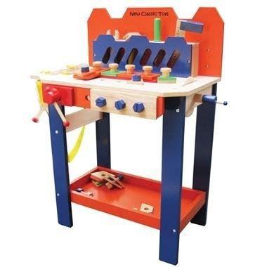 grand etabli outils jouet en bois enfant achat vente bricolage tabli grand etabli outils. Black Bedroom Furniture Sets. Home Design Ideas