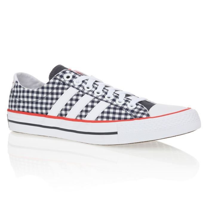 Adidas Baskets Neo 3 Stripes Lo Homme