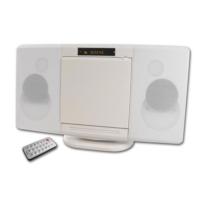 radio lecteur cd charge verticale achat vente radio. Black Bedroom Furniture Sets. Home Design Ideas
