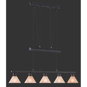 suspension longue achat vente suspension longue pas cher les soldes sur cdiscount cdiscount. Black Bedroom Furniture Sets. Home Design Ideas