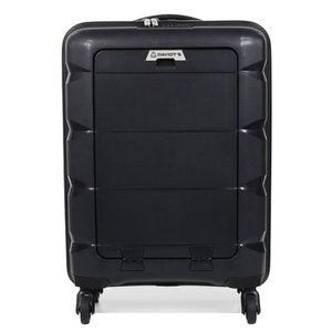 valise cabine 4 roues 360 davidt 39 s flying business black achat vente valise bagage. Black Bedroom Furniture Sets. Home Design Ideas