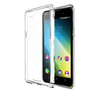 Wiko lenny coque transparente achat vente wiko lenny for Housse wiko lenny 2
