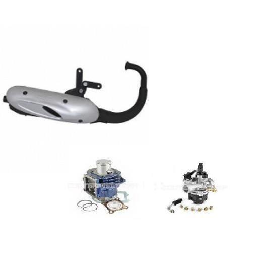 kit 50cc pot sito plus carbu 17 5 pour booster achat vente moteur complet kit 50cc pot. Black Bedroom Furniture Sets. Home Design Ideas