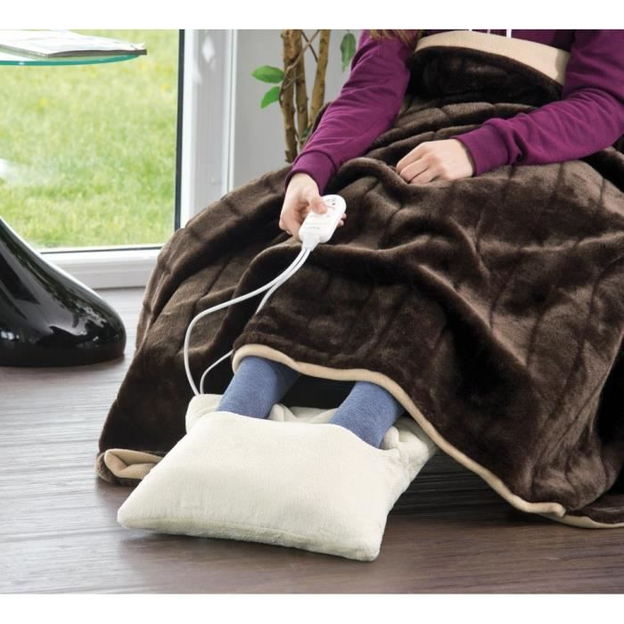 coussin plat chauffant vitaform pour pieds achat vente bouillotte lectrique soldes. Black Bedroom Furniture Sets. Home Design Ideas