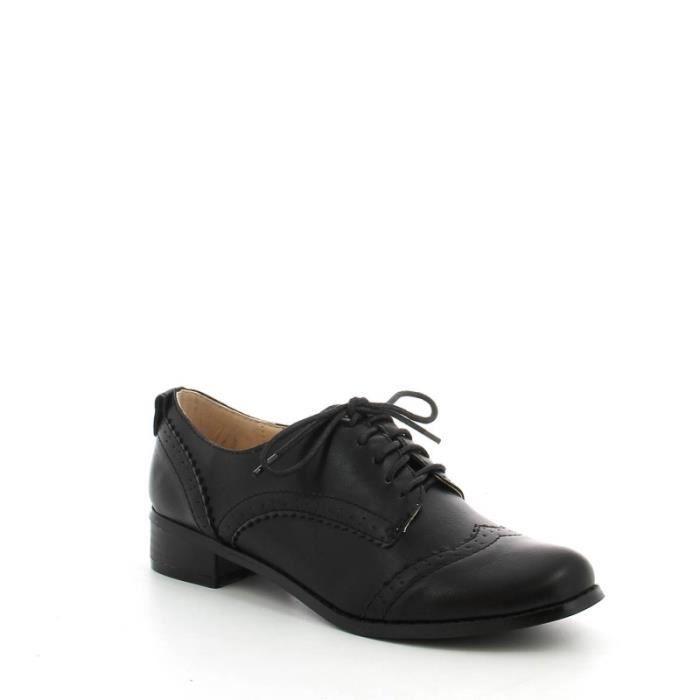 chaussures richelieu pour femme. Black Bedroom Furniture Sets. Home Design Ideas