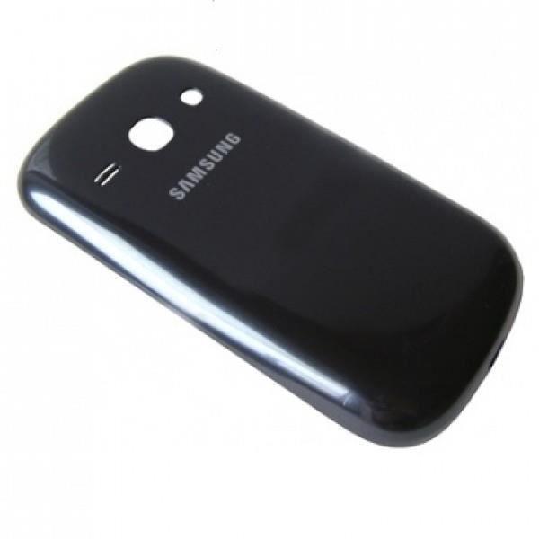 telephonie accessoires portable gsm cache batterie samsung s galaxy ace  lte noir f sam