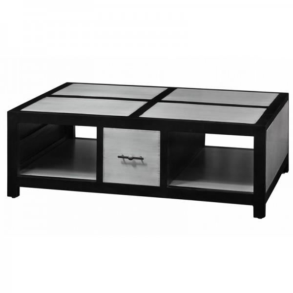 111 table basse alu brosse table basse inox brosse table basse design table basse alu bross. Black Bedroom Furniture Sets. Home Design Ideas