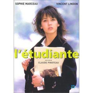 DVD FILM DVD L'étudiante
