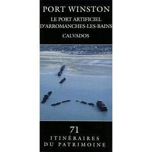 Port winston achat vente livre r my desquesnes fran ois deca ns lieux dits parution 23 12 - Port artificiel d arromanches construction ...