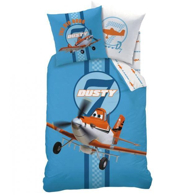 Disney planes parure de lit housse de couet achat vente disney plane - Parure de lit transformers ...