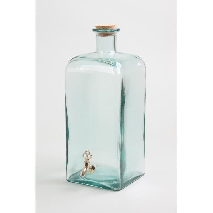 bouteille 5l avec robinet achat vente pichet carafe cdiscount. Black Bedroom Furniture Sets. Home Design Ideas