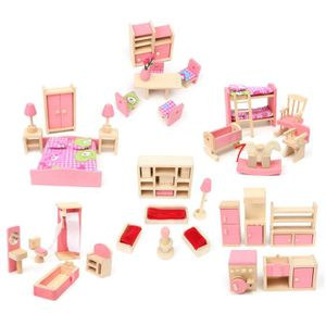 mobilier maison de poupees achat vente jeux et jouets. Black Bedroom Furniture Sets. Home Design Ideas