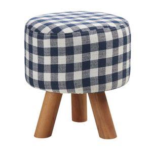 Fauteuil pas cher meubles discount for Pouf design contemporain