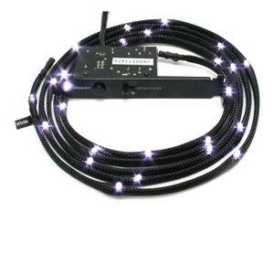 NZXT Câble LED - Blanc - 1m