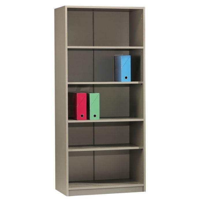 armoire haute l80xh180cm sans porte winch alu achat. Black Bedroom Furniture Sets. Home Design Ideas