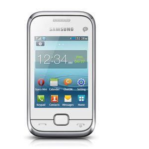 Téléphone portable SAMSUNG REX 60 Blanc