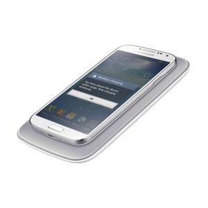 CHARGEUR TÉLÉPHONE Samsung Kit de charge sans fil Galaxy S4 Blanc