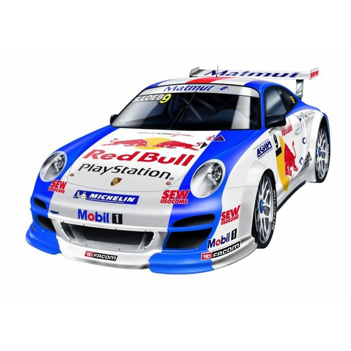 porsche 911 gt3 red bull 1 14e achat vente voiture camion cdiscount. Black Bedroom Furniture Sets. Home Design Ideas