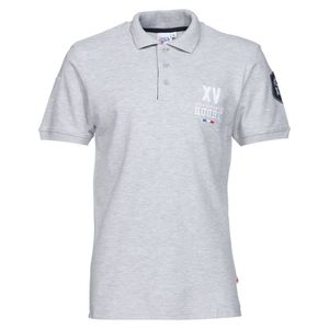 MAILLOT DE RUGBY FFR Polo Rugby Selection France Homme