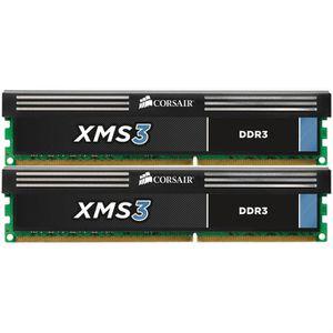 MÉMOIRE RAM Corsair 8Go 1600MHz DDR3 CL9 XMS3