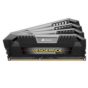 MÉMOIRE RAM Corsair 32Go DDR3 1600MHz C9 Vengeance