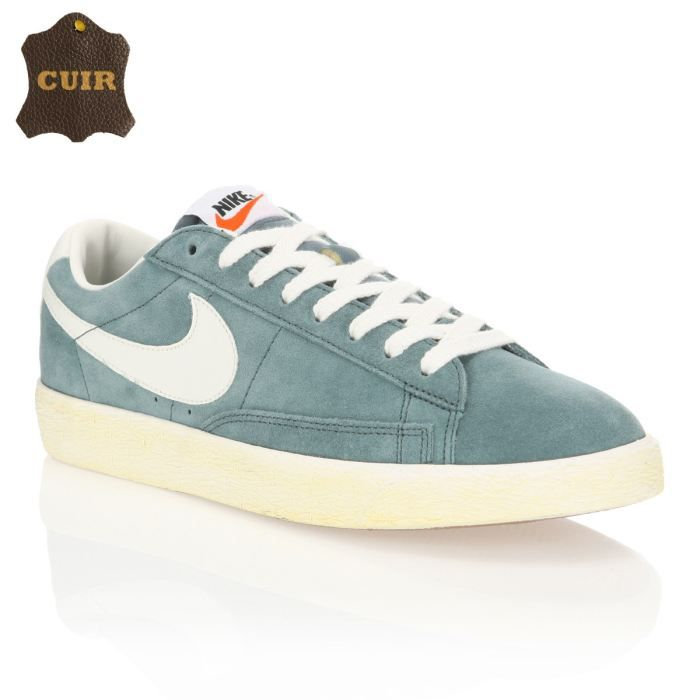 nike grise homme basse